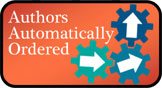 Authors Automatically Ordered
