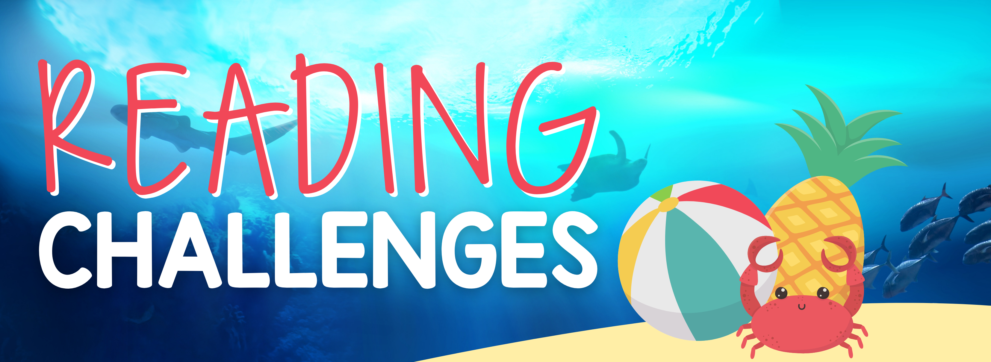 Reading Challenges Header