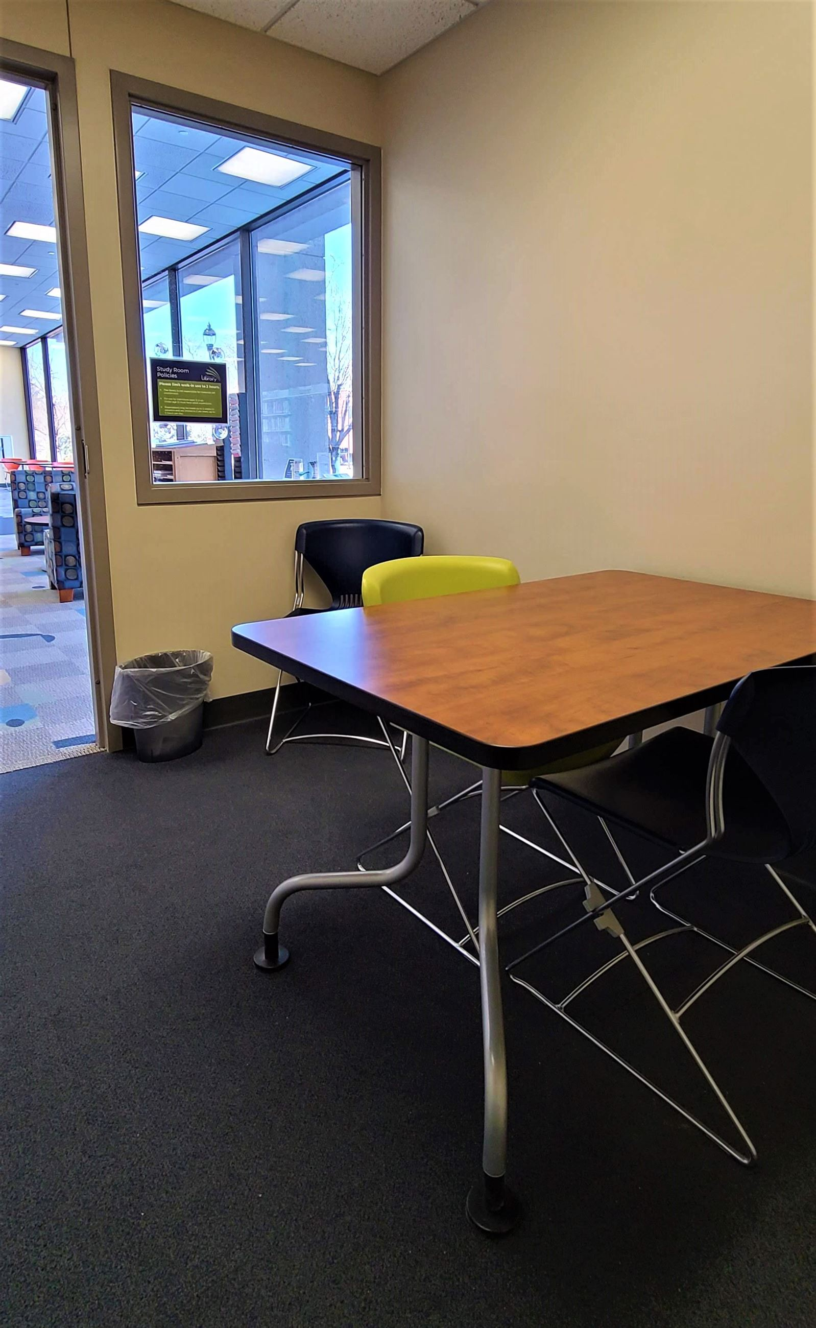 South Small Study Room