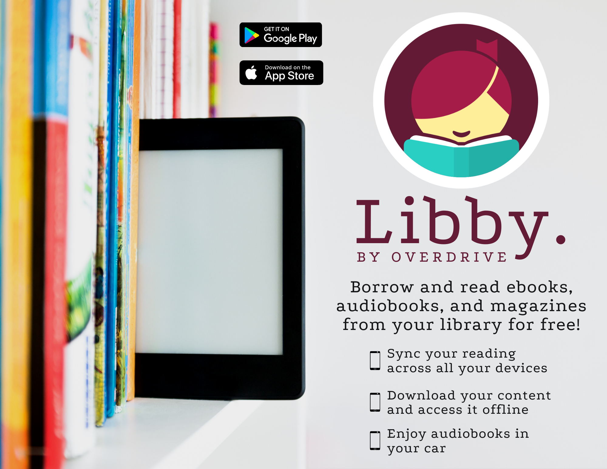 Overview of the Libby App Opens in new window