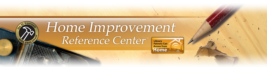 home-improvement reference center