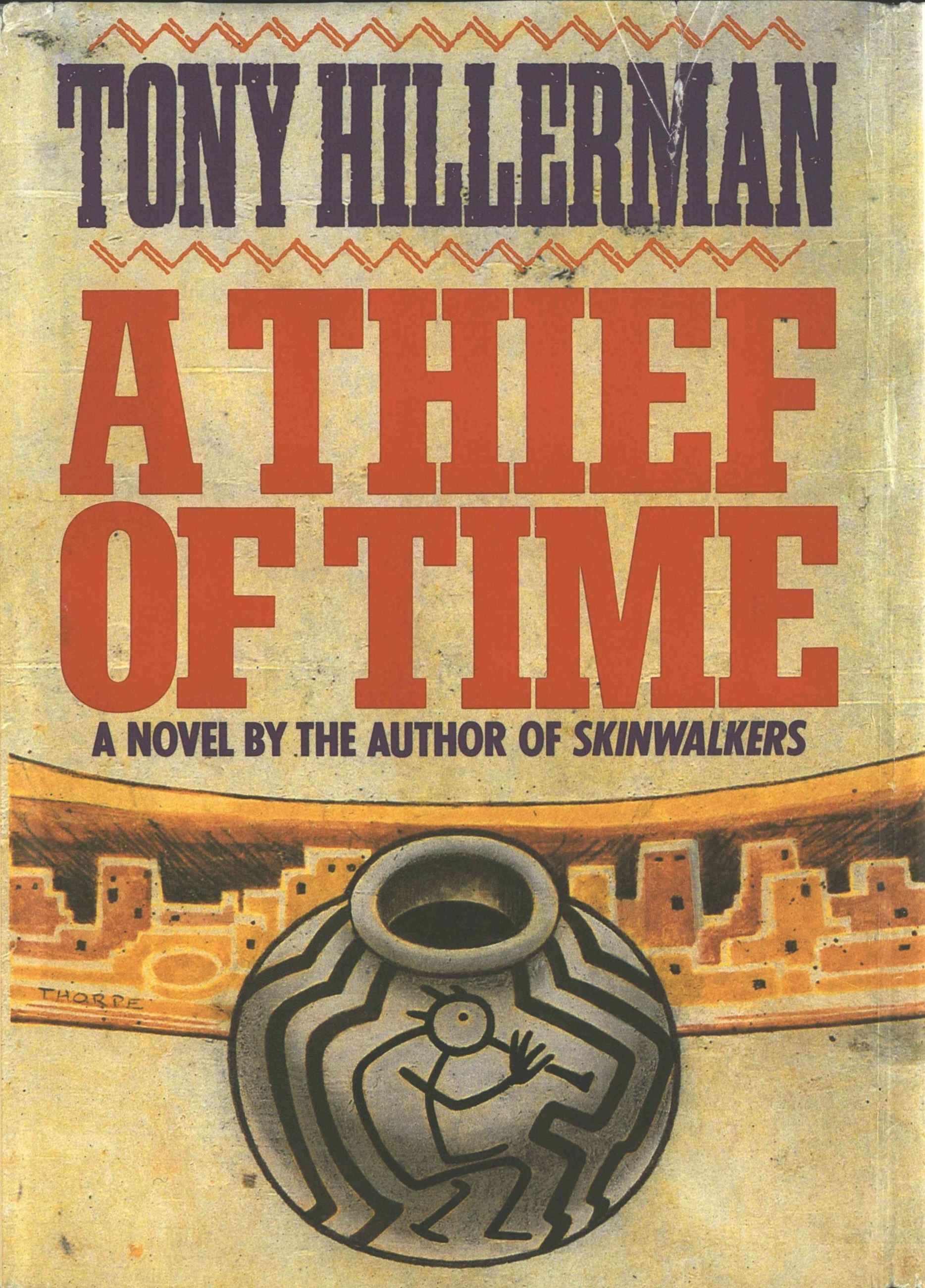 Thief of Time ~ Hillerman