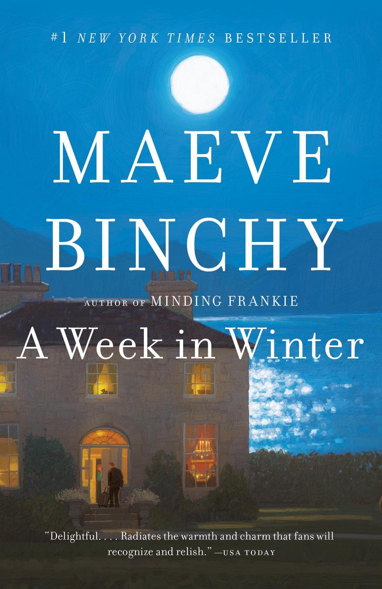 Week in Winter ~ Binchy