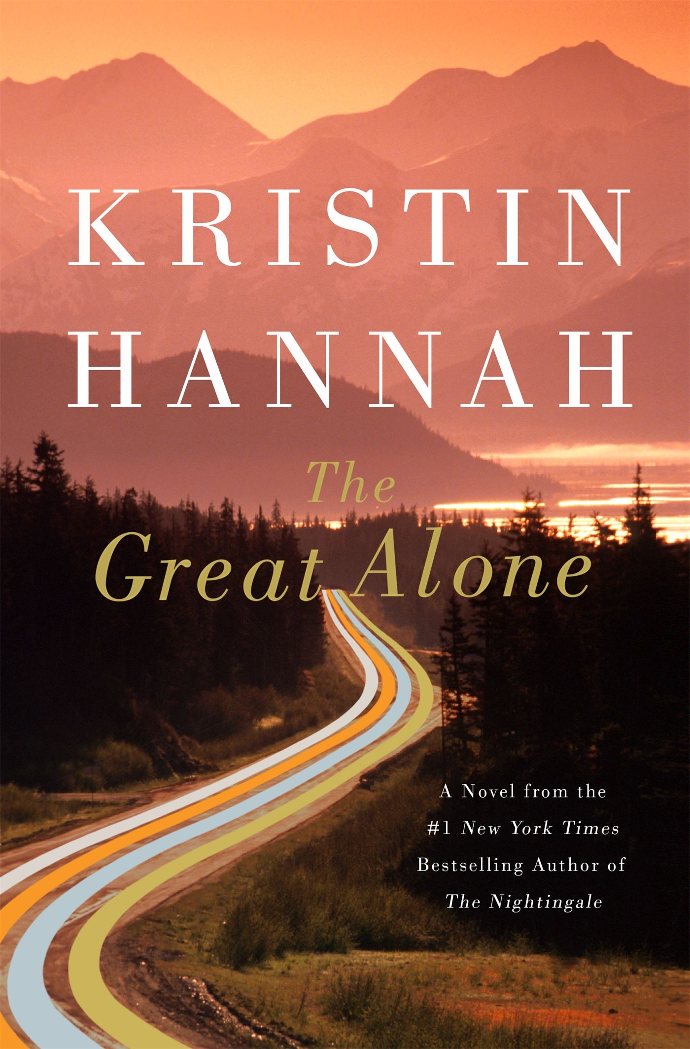 The Great Alone ~ Hannah